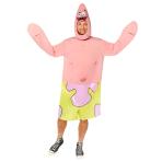 SpongeBob SquarePants Patrick Costume - Size Medium - 1 PC