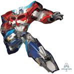 """Transformers SuperShape Foil Balloons 32""""/81cm w x 35""""/88cm h P38 - 5 PC"""