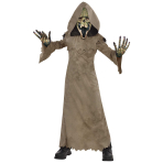 Swamp Zombie Costume - Age 8-10 Years - 1 PC