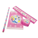 Princess Sparkle Stationery Favour Packs - 6 PKG/20