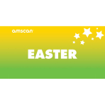 Easter Point of Sale 2ft/61cm x 1ft/30cm - 1 PC