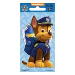 Paw Patrol Chase Jumbo Stickers 6.9cm x 14cm - 24 PC