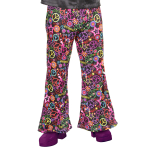 Peace Out Flares - Size XL - 1 PC