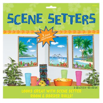 Window View Scene Setters Add-On - 85cm x 67.3cm 12 PKG/3