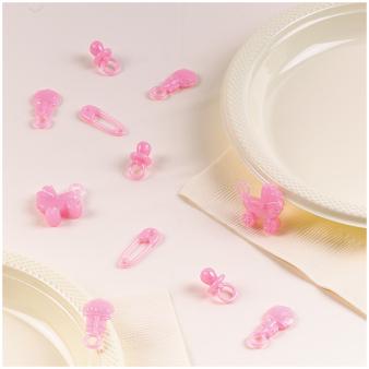 Baby Girl Table Sprinkles - 6 PKG/25