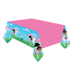 Nella The Princess Knight Plastic Tablecovers 1.2m x 1.8m - 6 PC