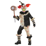 Carnival Nightmare Costume - Age 12-14 Years - 1 PC