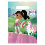 Nella The Princess Knight Loot Bags - 6 PKG/8