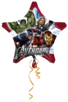 Avengers Group Star SuperShape Foil Balloon  - P45 10 PC