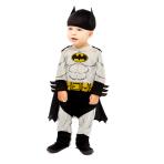 Batman Costume - Age 6-12 Months - 1 PC