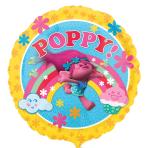 Trolls Poppy Standard Foil Balloons  S60 - 5 PC