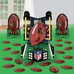 NFL Table Decoration Kit - 6 PC