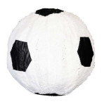 Football Pinatas - 4 PC