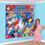 DC Super Hero Girls Scene Setters - 6 PKG/5