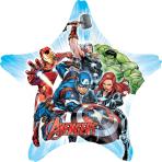 """Avengers Jumbo Foil Balloons 29""""/73cm w x 29""""/73cm h P45 - 5 PC"""