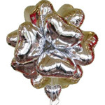 Foil Heart Topiary
