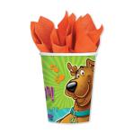 Scooby Doo Paper Cups 266ml - 6 PKG/8