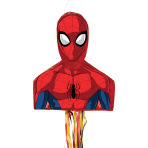 Spider-Man Pull Pinatas - 4 PC