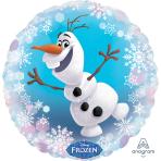 Frozen Olaf  Standard Foil Balloons  - S60 5 PC