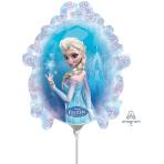 Disney Frozen Mini Shape Foil Balloons A30 - 5 PC