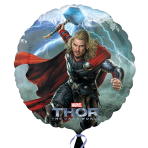Thor The Dark World Standard Foil Balloon - S60 5 PC