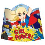 DC Super Hero Girls Tiaras - 6 PKG/8