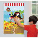 Little Pirate Party Games - 6 PKG/4