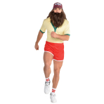 Forrest Gump Costume - Size Large - 1 PC