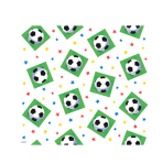 Championship Soccer Plastic Tablecovers - 6 PC