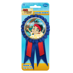 Jake & the Neverland Pirates Award Ribbons - 6 PKG