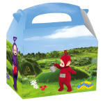 Teletubbies Party Boxes 15cm x 10cm x 17cm - 6 PKG/4