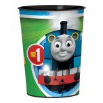 Thomas & Friends Plastic Favour Cups 473ml - 12 PC