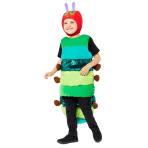 The Very Hungry Caterpillar Deluxe Costume - Age 6-8 Years - 1 PC