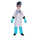 PJ Masks Romeo Costume - Age 3-4 Years - 1 PC