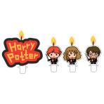 Harry Potter Candles - 6 PKG/4
