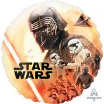 Star Wars Episode 9 Rise of Skywalker Standard HX Foil Balloons S60 - 5 PC