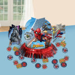 Spider-Man Table Decorating Kits - 6 PKG/4