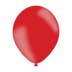 """Red Latex Balloons 11""""/27.5cm - 10 PKG/10"""