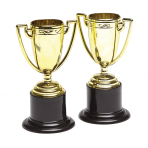 Bulk Packed Trophies - 18 PC