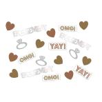 OMG! Engagement Confetti 14g - 6 PC