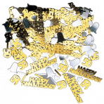 50th Anniversary Metallic Mix Confetti 14g - 12 PC
