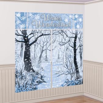 Winter Wonderland Scene Setters - 12 PKG/5