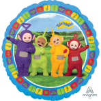 Teletubbies Group Standard Foil Balloons S60 - 5 PC