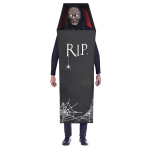 Creepy Coffin Costume - Standard Size - 1 PC