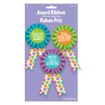 Easter Egg Hunt Award Ribbons - 6 PKG/3