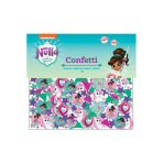 Nella The Princess Knight Confetti 14g - 6 PC