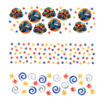 Blaze Value Confetti - 12 PKG