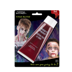 Red Fake Blood Tube 100ml - 6 PKG