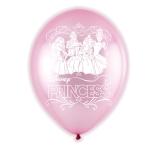 "Disney Princess LED Assorted Colour Latex Balloons 11""/27cm - 12 PKG/5"