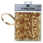 Gold Wedding Band Table Sprinkles - 6 PKG/288